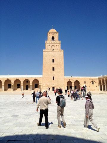 Sidi-Oqba-Moschee in Kairoun