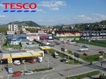 Otváracie hodiny pre Hypermarket TESCO Liptovský Mikuláš.