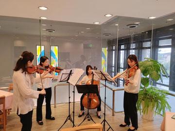 京都市立芸術大学学生によるクラシックコンサート