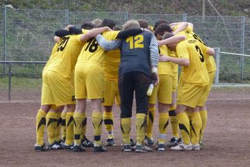Auch die 2. Mannschaft verlor heute mit 1:3 (Foto: mal).