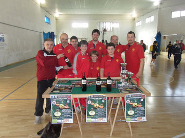 Il Messina Table Soccer presente al Super 9