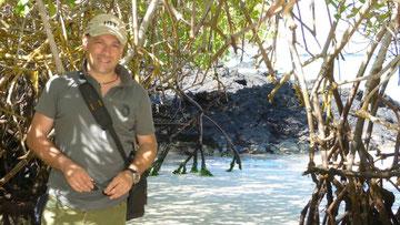 Guillem Chacón, director de la Expedición Científica Yasuní