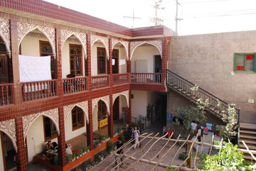 Youth hostel à Kashgar