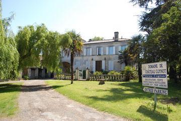 Huis chateau Guynot