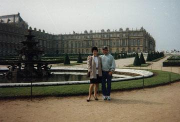 Georgette et Daniel en 1992