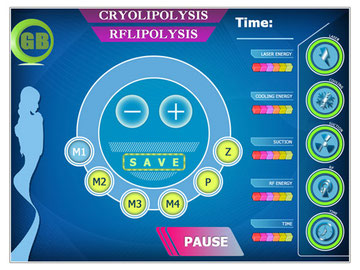 Cryotherapy Laser Lipo