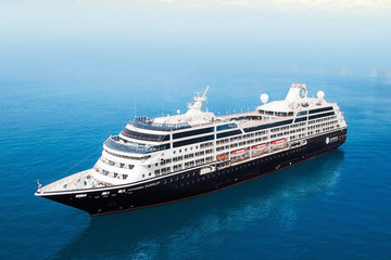 Azamara Pursuit // © Press Center Azamara Club Cruises