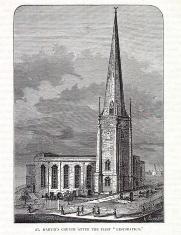 Image from R K Dent 1880 Old & New Birmingham
