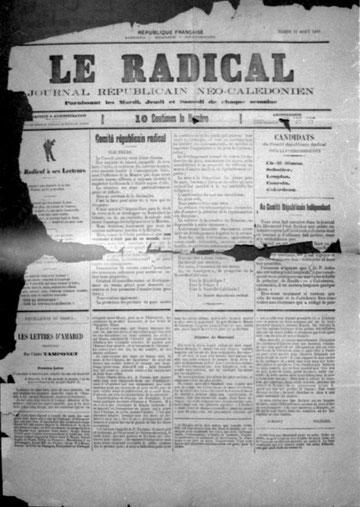 Le Radical (N° du 11 août 1896)