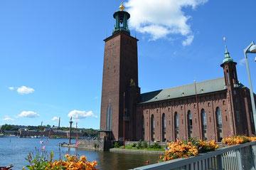 Stadthaus von Stockholm