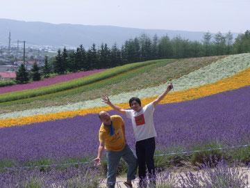 昨年の北海道の思い出。