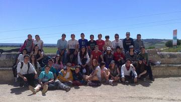 Jóvenes de Cristo Redentor y San Juan