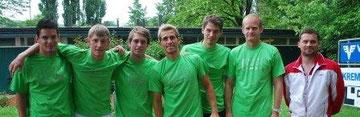 Team gegen den KTK Krems
