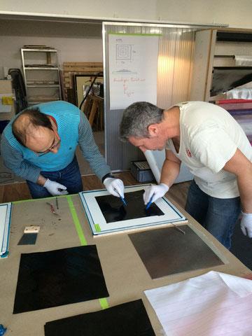 Composite Kurs in unserer Werkstatt