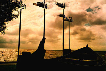 Rad - BALTIC 2010:  Riga - Memel - Kurische Nehrung - Tallin - Helsinki