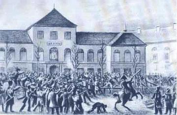 18.11.1830 г.  - Польский мятеж в Варшаве