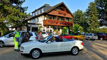 NOSW Niederrhein Classic 2018 Berghotel Hohe Mark Reken
