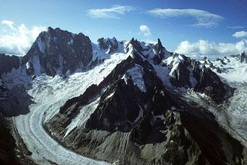 Grandes Jorasses Nordwand 4208 m
