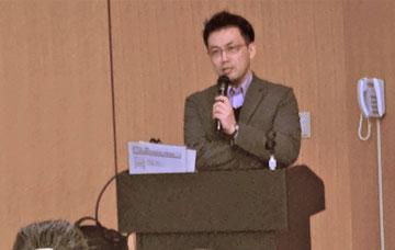 課題提起を改めて行う 東京大学 菊池康紀准教授