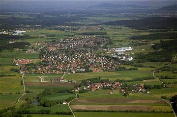 Postbauer-Heng (ca. 7.500 Einwohner)