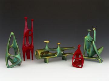 Zsolnay Ceramics Designed By János Török.