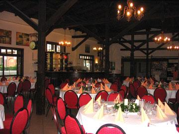 Partyraum in Lingen: Tanzgalerie Räumlichkeiten