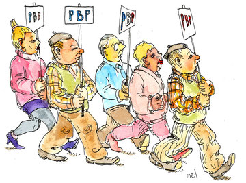 PBP Parti pour la Bêtise Populaire