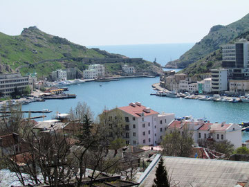 Balaklava harbour