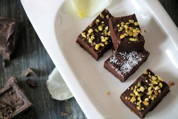 fudge al cioccolato fondente eurochocolate perugia
