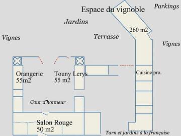 château Touny les Roses pour seminaire, réunion, comité de direction, incentive