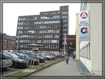 Jobcenter Gelsenkirchen © W. Müller