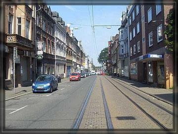 Symbolfoto Bochumer Straße  © W.Müller