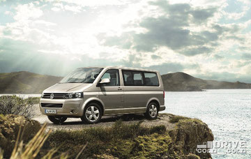 VW Multivan. Фото фирменное