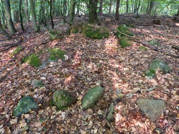 Slawische Steinsetzung