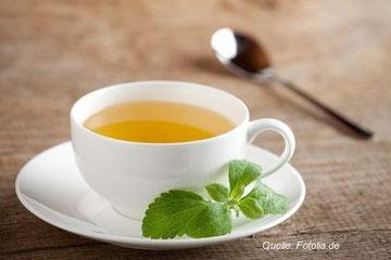 Stevia - vielleicht die natürlichste & problemloseste Alternative zum Zucker.