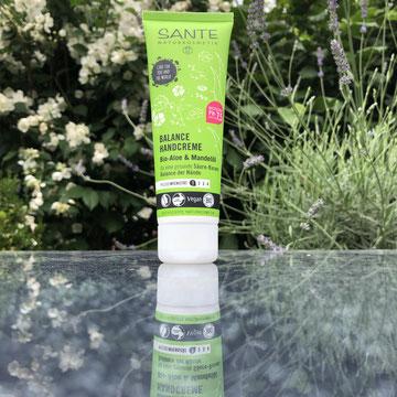 Santé Handcreme Aloe & Mandelöl - Fairybox Juni 2018