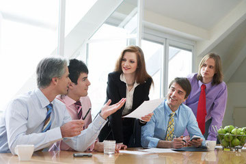 Melden Sie sich noch heute an zum Fernlehrgang Internationale Chefassistentin