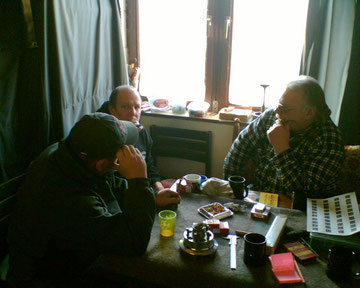 Diskussion zum Treffen 09