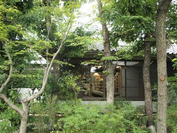 司馬遼太郎さんの書斎です。