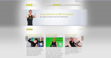 Kundenstimmen zum Training mit Amplitrain