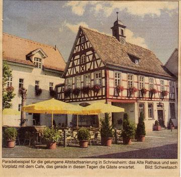 Altes Rathaus Schriesheim