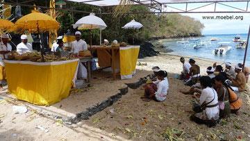 Hindu Zeremonie Bali