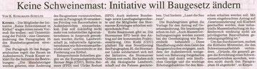 Lübecker Nachrichten 29.09.10