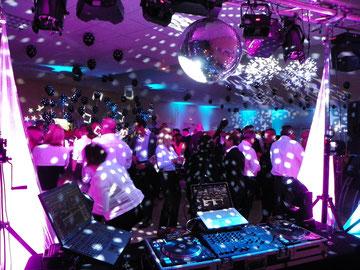 Soirée anniversaire avec DJ Chris' Music à Rouen