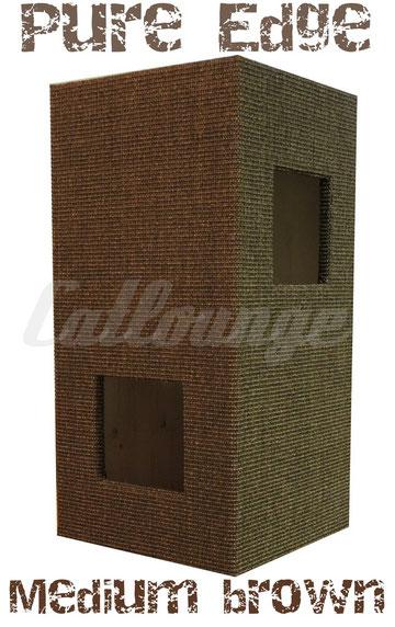 Kratzturm Small Pure Edge brown