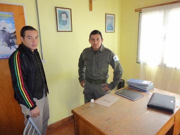 bureau de douane argentine