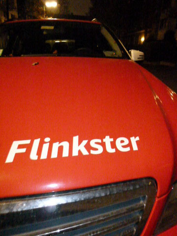 Car Shering DB Flinkster