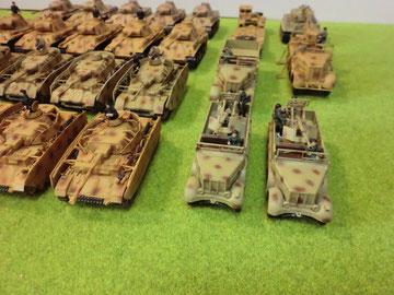 戦車連隊内対空小隊