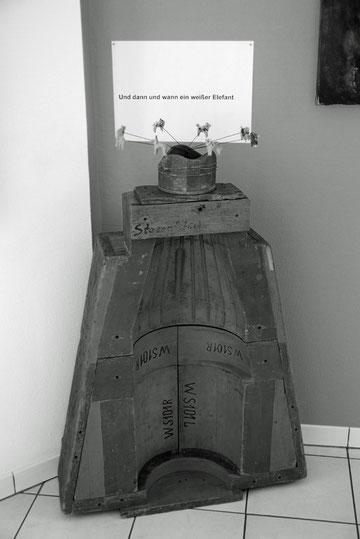 Maschinen-Objekt von Kai Wolf