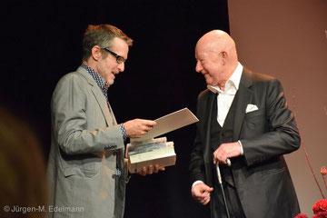 Ulrich Matthes mit Jürgen Holtz